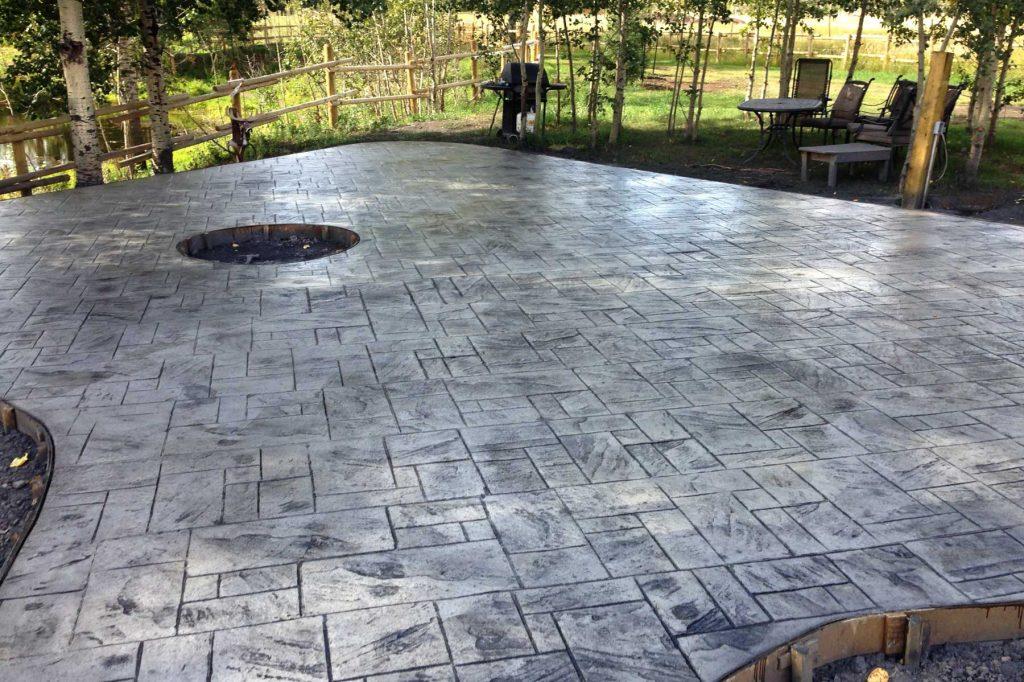 Full Mason - Concrete Stamped
